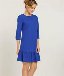 robe bleu roi avec quelles chaussures quelle veste et quel sac porter taaora blog mode. Black Bedroom Furniture Sets. Home Design Ideas