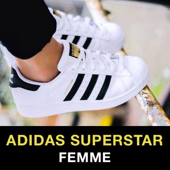 adidas superstar femme pointure