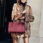 Sac Paris Premier de Longchamp : la campagne avec Alexa Chung