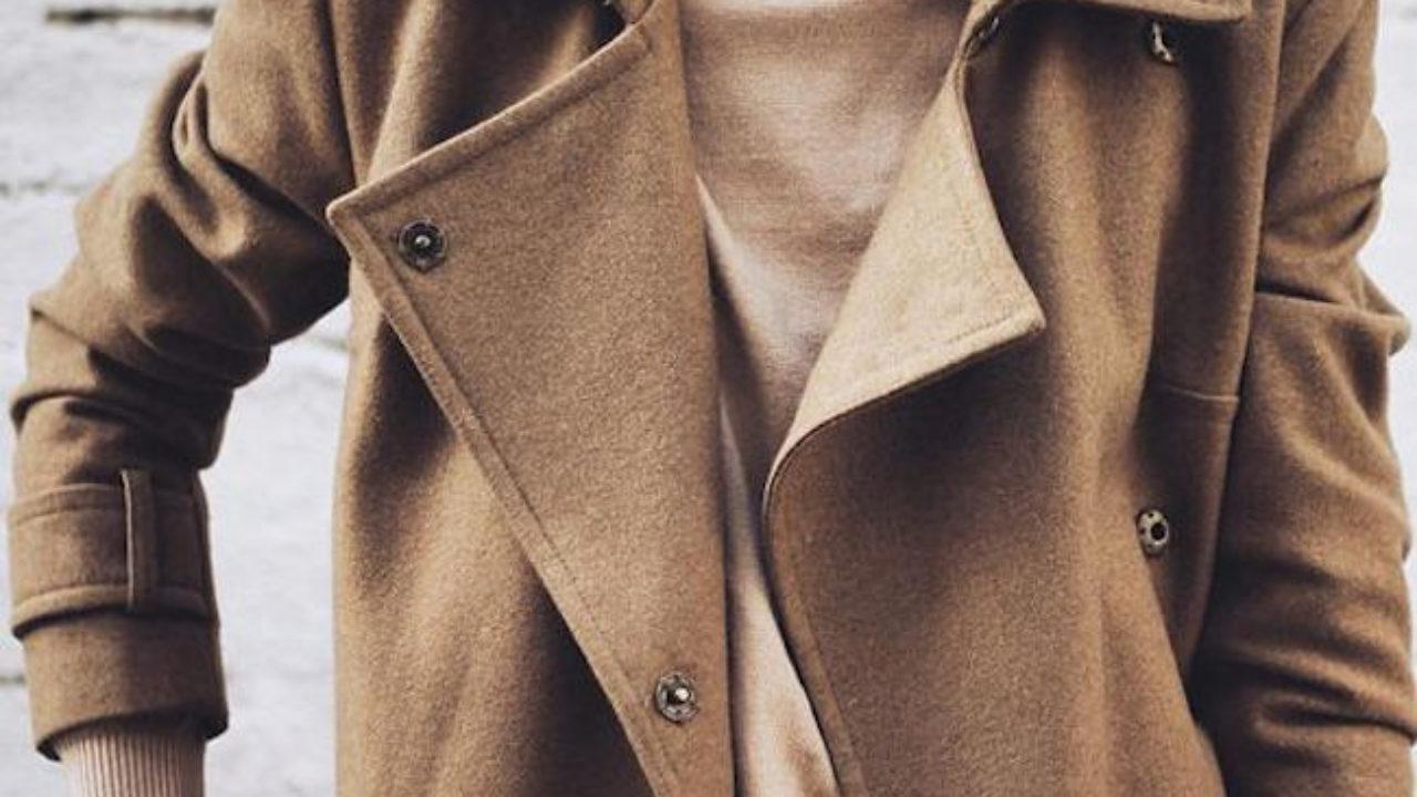 Le manteau camel une classique indémodable!