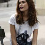 T-shirts Françoise Hardy x Promod en édition limitée