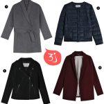 Manteaux et vestes tendances jusqu'à -50% pendant les 3J Galeries Lafayette !