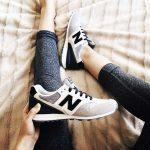 Wanted : une paire de New Balance gris/noir
