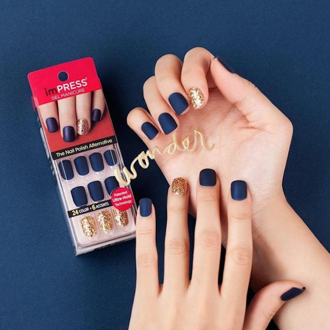 Manucure imPRESS de KISS - Faux ongles de qualité
