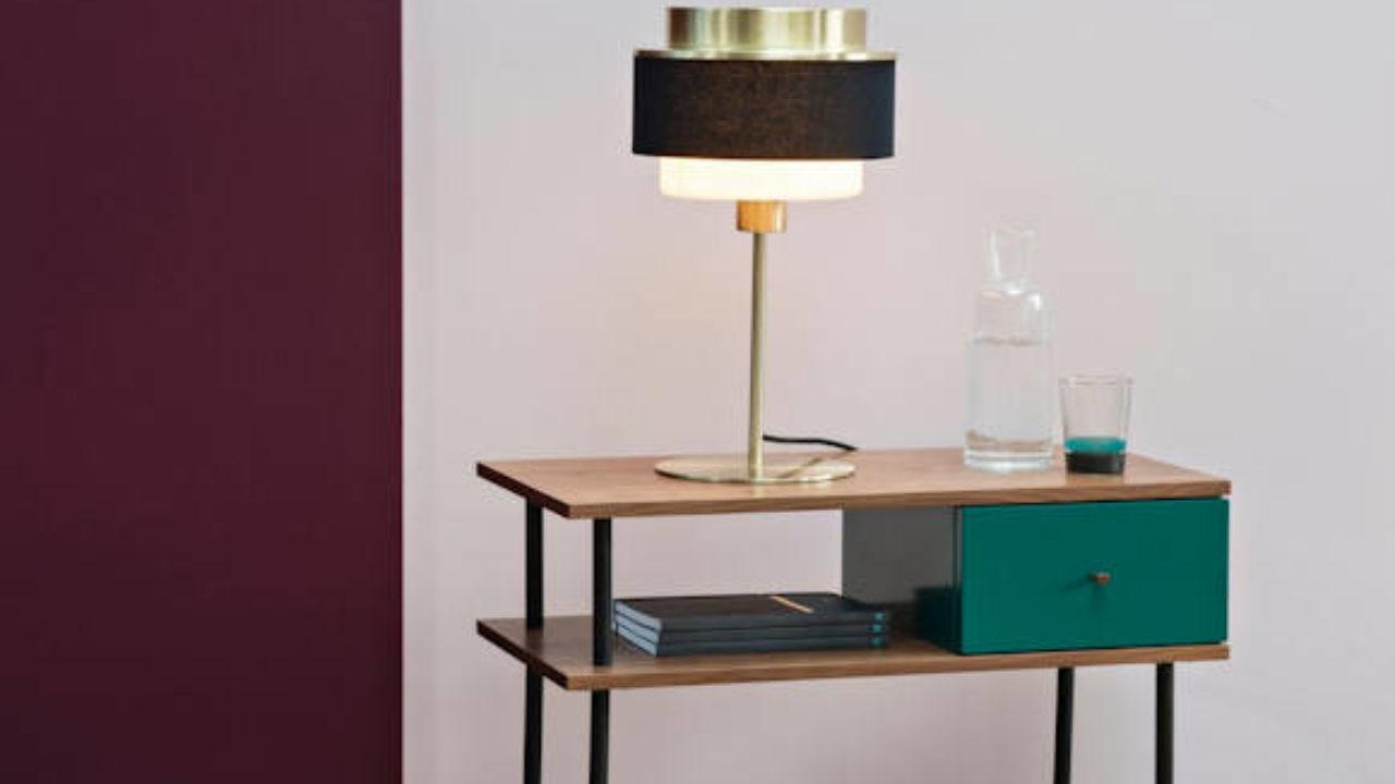 Table De Chevet Style Industriel Maison Sarah Lavoine X La Redoute