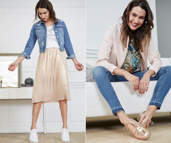 Promod printemps t 2017 les premi res photos taaora blog mode tendances looks - La redoute interieur catalogue 2017 ...