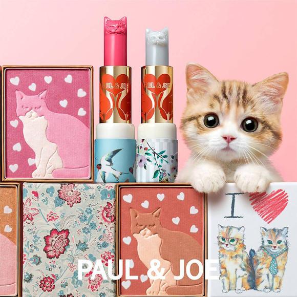 Rouge à lèvres chat Paul and Joe