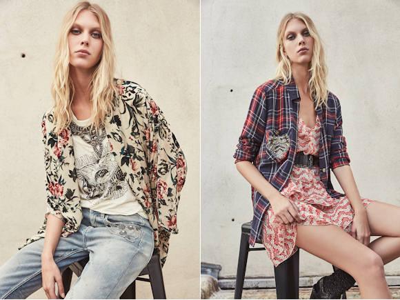 The Kooples Femme collection printemps-été 2017