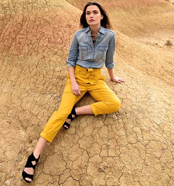 Look printemps t 2017 color et styl taaora blog mode tendances looks - Idee look printemps 2017 ...