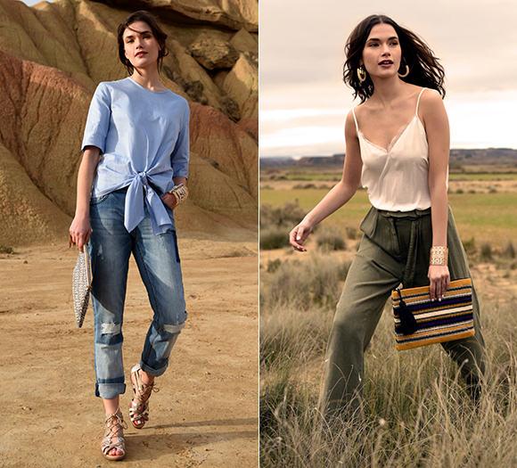 Promod lookbook printemps t 2017 taaora blog mode tendances looks - Idee look printemps 2017 ...
