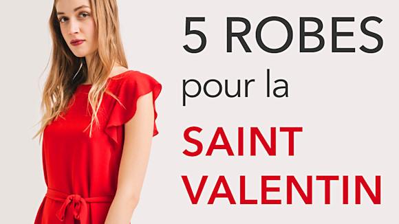 Quelle robe pour la saint valentin 2017 vid o taaora blog mode tendances looks - La saint valentin 2017 ...