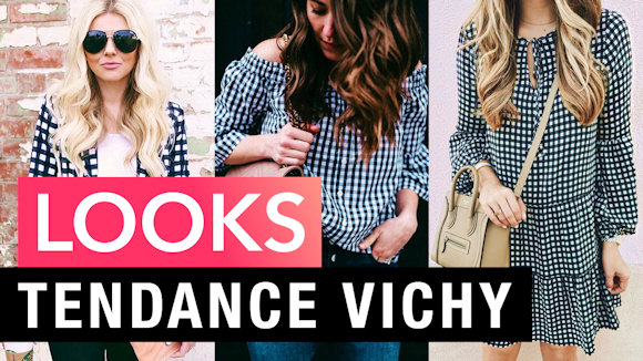 Tendance mode vichy