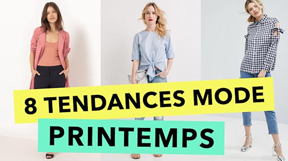 tendances mode printemps 2017 à suivre – Taaora – Blog Mode ...