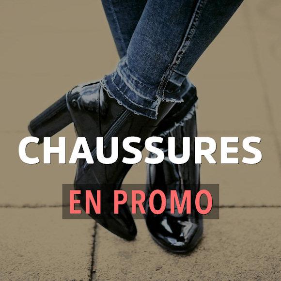 Chaussures en promo