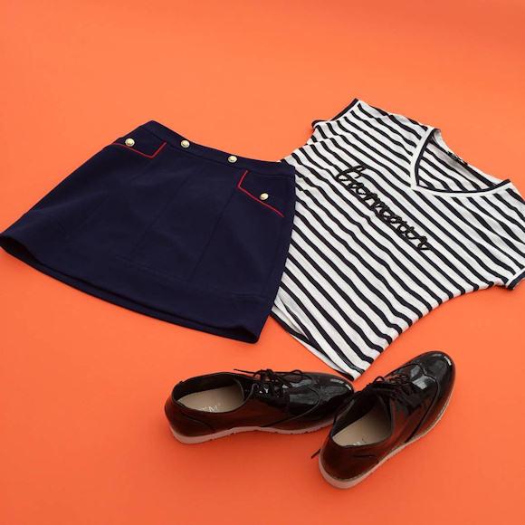 Look style marin