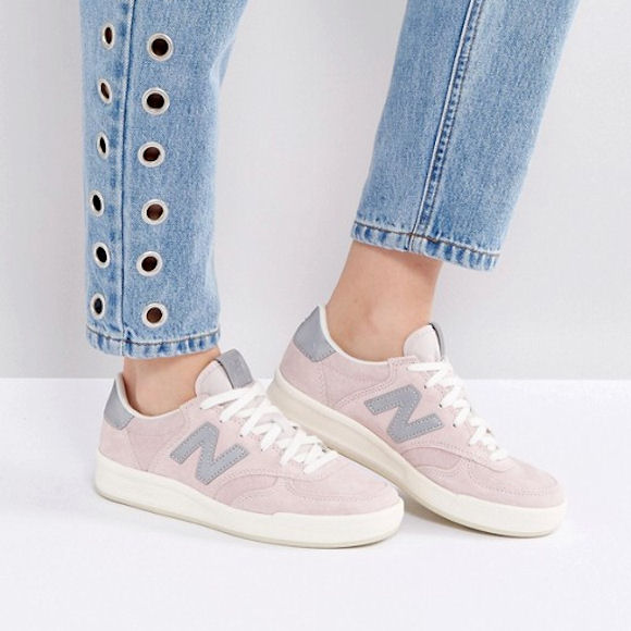 New Balance 300 Court rose