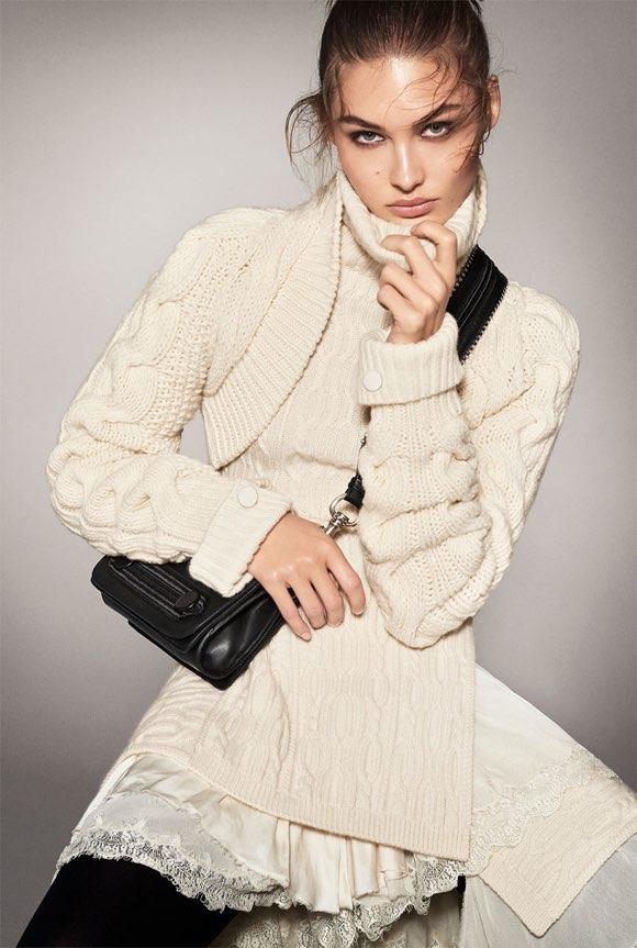 Zara automne hiver 2017 2018 taaora blog mode tendances looks - Zara nouvelle collection 2017 ...