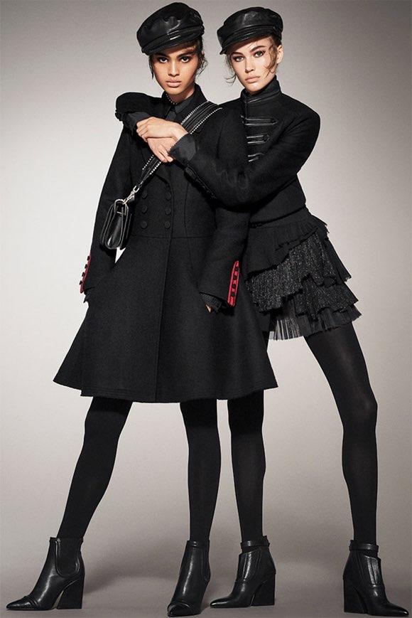 Zara : nouvelle collection automne hiver 2017 2018