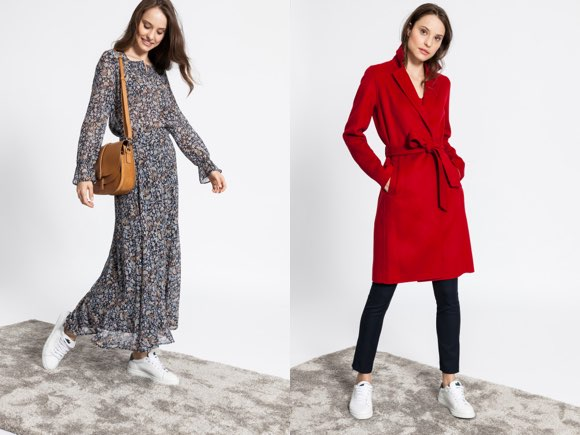 Collection caroll automne hiver 2017 2018 taaora blog mode tendances looks - Collection automne hiver 2018 ...