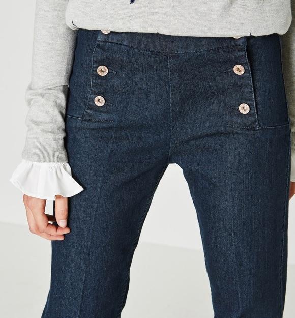 detailed look multiple colors high fashion Tendance automne-hiver 2017-2018 : le pantalon à pont style ...