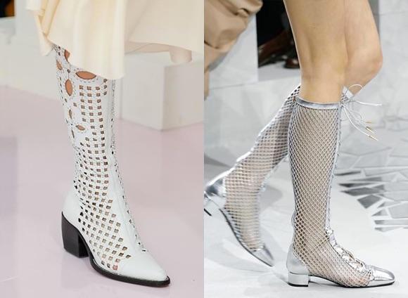 tendances chaussures printemps t 2018 taaora blog mode tendances looks. Black Bedroom Furniture Sets. Home Design Ideas