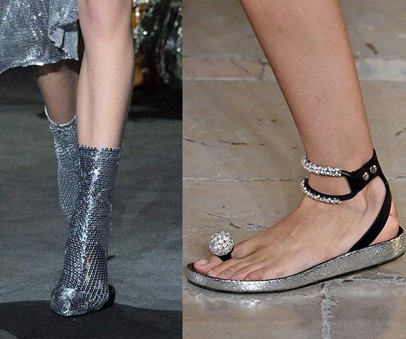 84f9cfc74efe Tendances chaussures printemps-été 2018 – Taaora – Blog Mode ...
