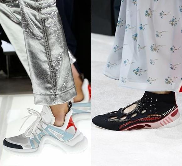 tendances chaussures printemps t 2018 taaora blog. Black Bedroom Furniture Sets. Home Design Ideas