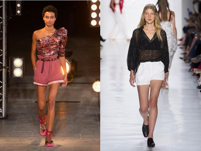 Tendance mode ete femme 2018