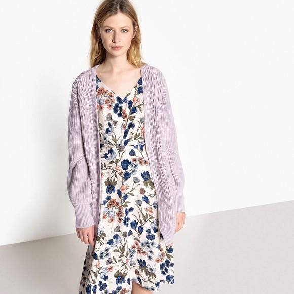 Gilet couleur violet tendance 2018