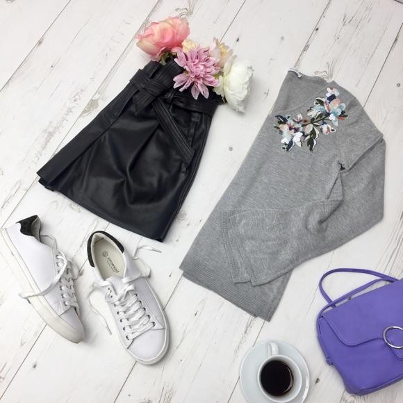 un joli look shopper maintenant taaora blog mode. Black Bedroom Furniture Sets. Home Design Ideas