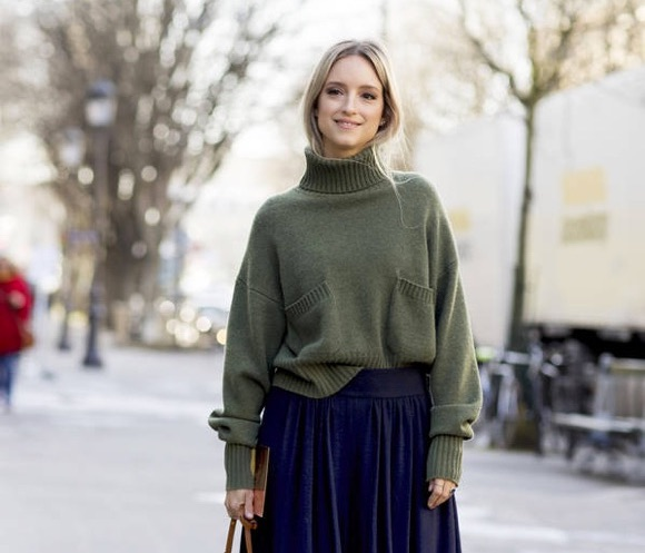 Pull oversize comment le porter taaora blog mode tendances looks - Comment porter un pull oversize ...