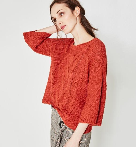 Comment porter un pull rouge
