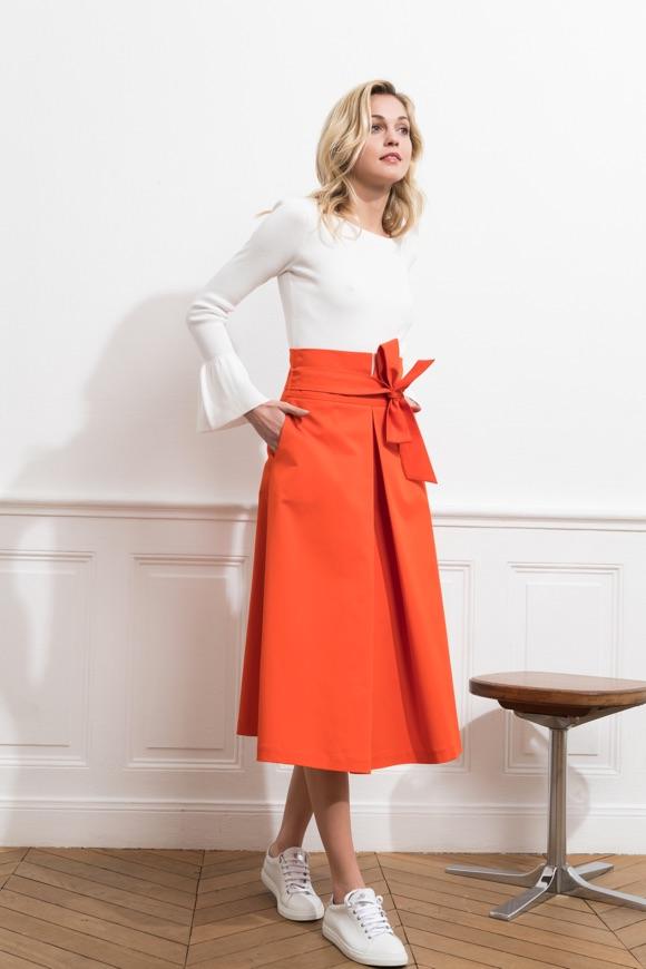 Collection Caroll Printemps Ete 2018 En 5 Looks Chics Et Feminins Taaora Blog Mode Tendances Looks