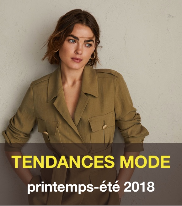 mode printemps t 2018 le guide des tendances taaora blog mode tendances looks. Black Bedroom Furniture Sets. Home Design Ideas