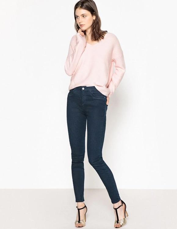 Pull rose avec quoi porter ?