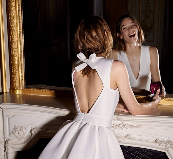 Collection mariage Alexis Mabille Monoprix