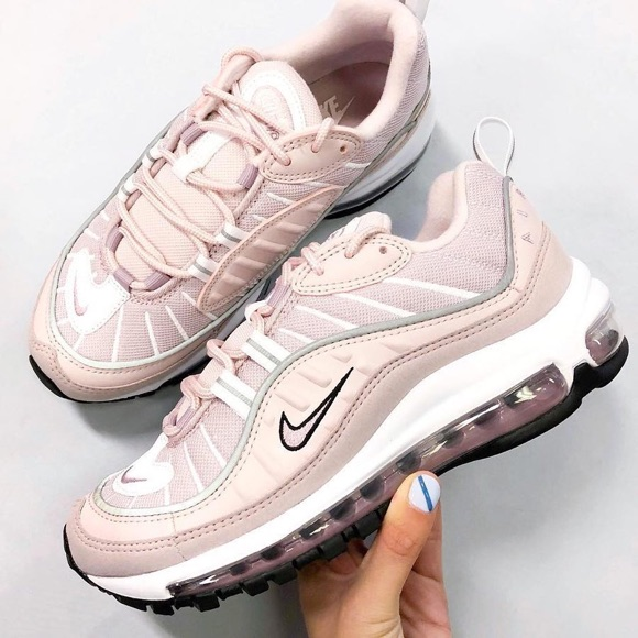 Nike Air Max 98 rose pâle – Taaora – Blog Mode, Tendances, Looks