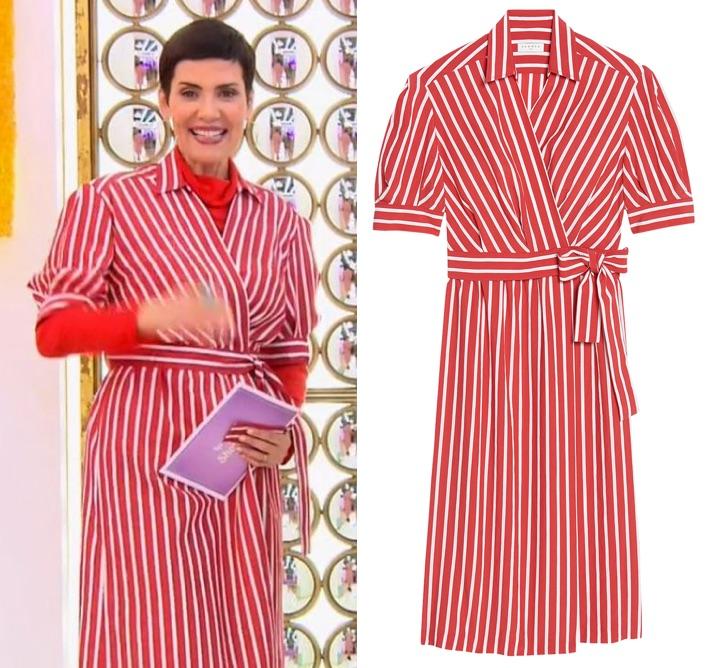Robe Cristina Cordula Les Reines du Shopping