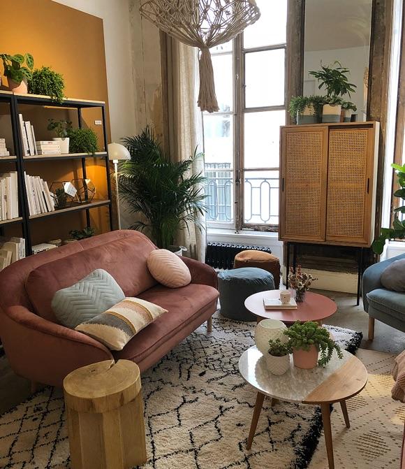 la redoute int rieurs automne hiver 2018 2019 photos taaora blog mode tendances looks. Black Bedroom Furniture Sets. Home Design Ideas
