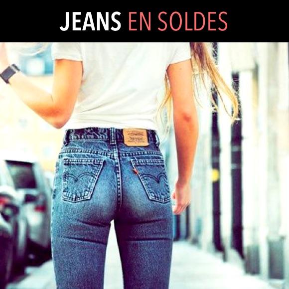 Jeans soldes