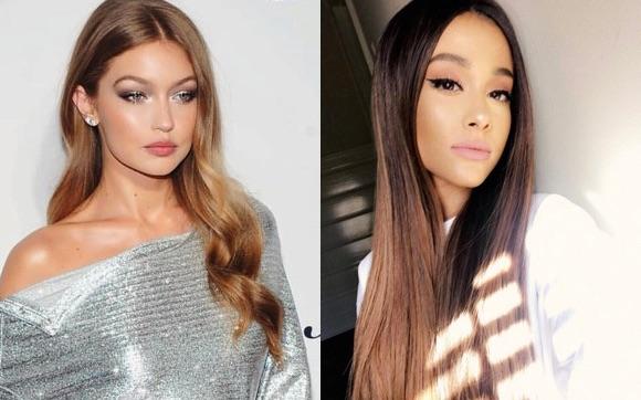 Avoir de beaux cheveux comme Gigi Hadid Ariana Grande