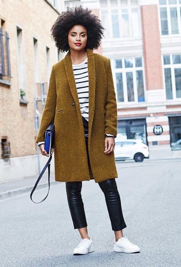 Manteau mode hiver 2019