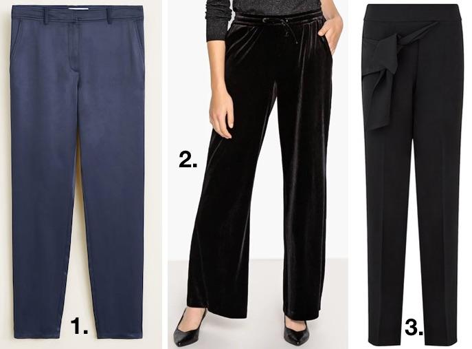 Pantalon chic femme
