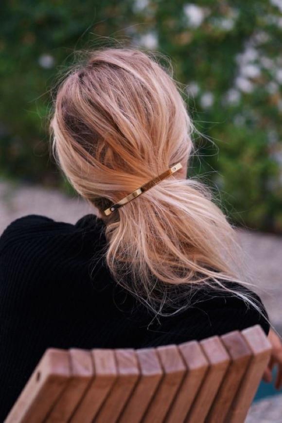 Barrette cheveux fine élégante