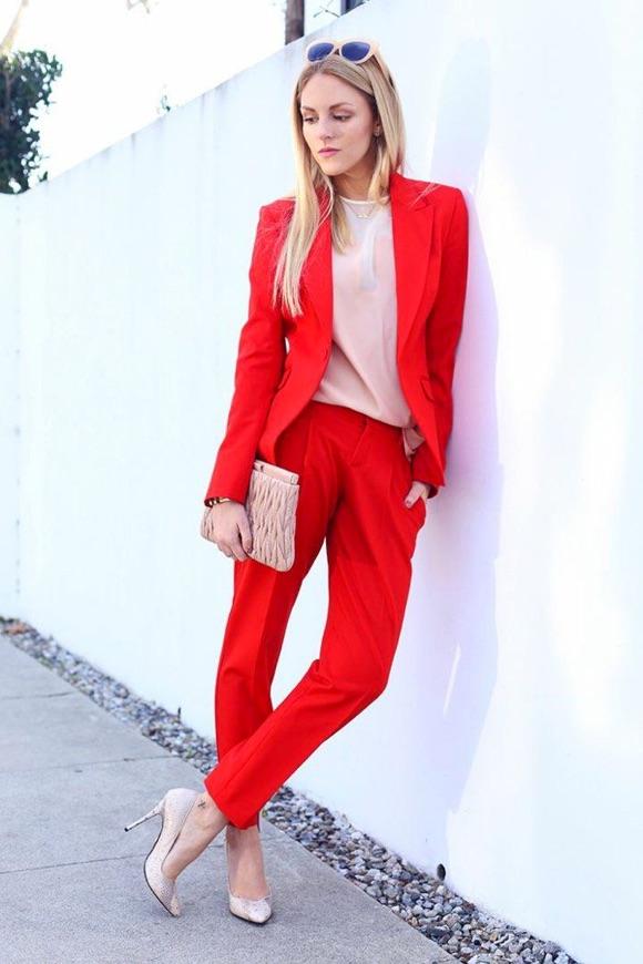se connecter Los Angeles choisir le plus récent 5 tenues de cérémonie avec un pantalon – Taaora – Blog Mode ...