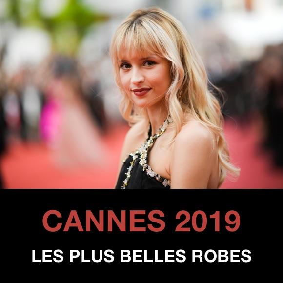 Robes Festival de Cannes 2019