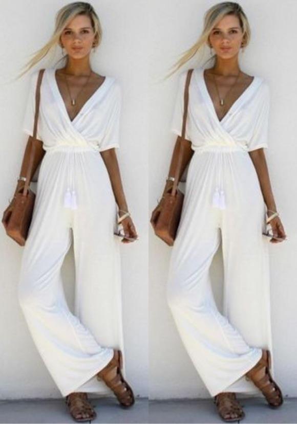 Comment porter une combinaison blanche ?