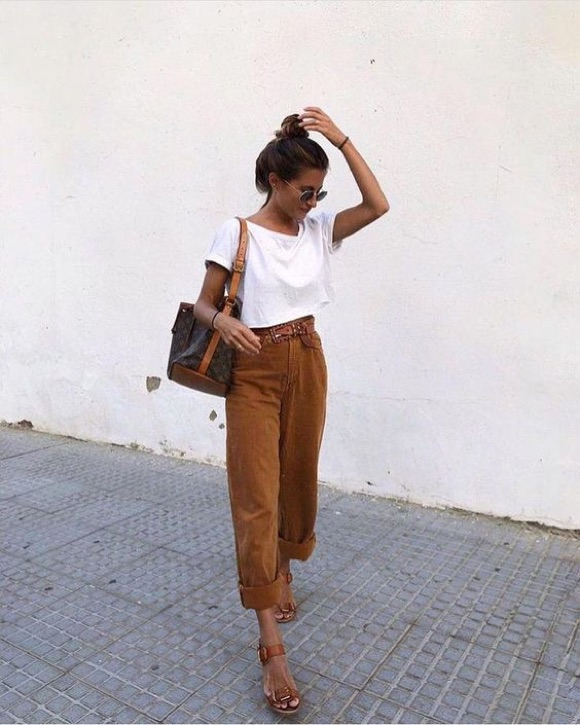 choisir véritable bébé célèbre marque de designer Idée de tenue casual chic femme – Taaora – Blog Mode ...