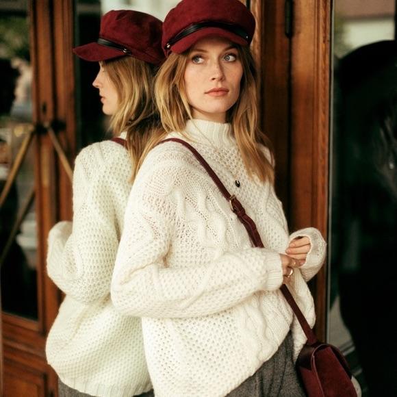tenue casual femme hiver