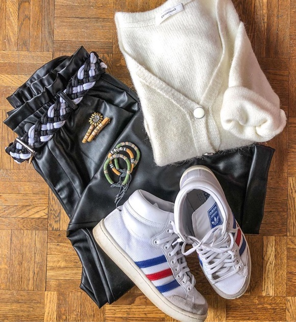 Adidas Americana idée tenue femme